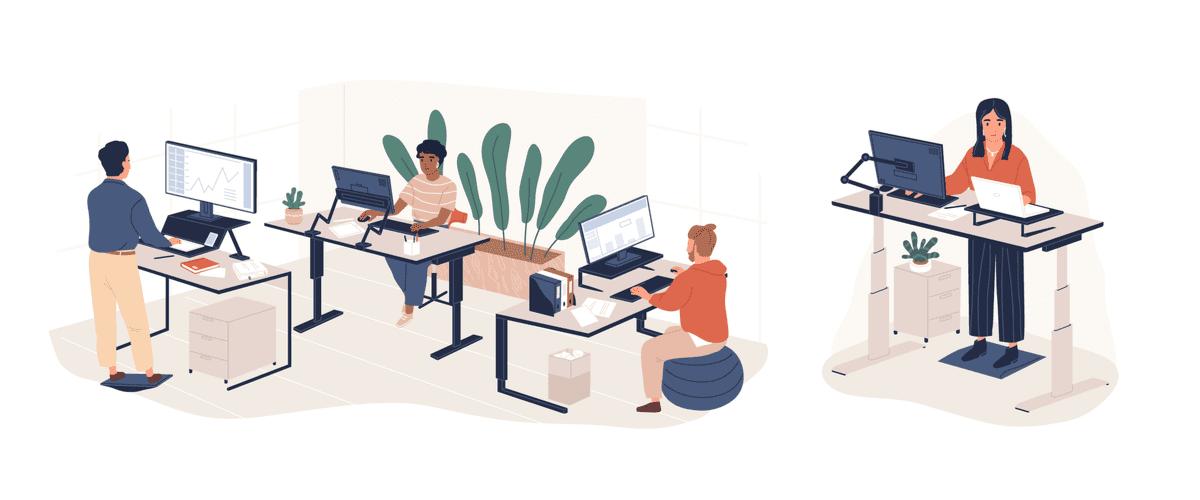 6 Tips Ruang Kerja yang Nyaman untuk Produktivitas Work From Home