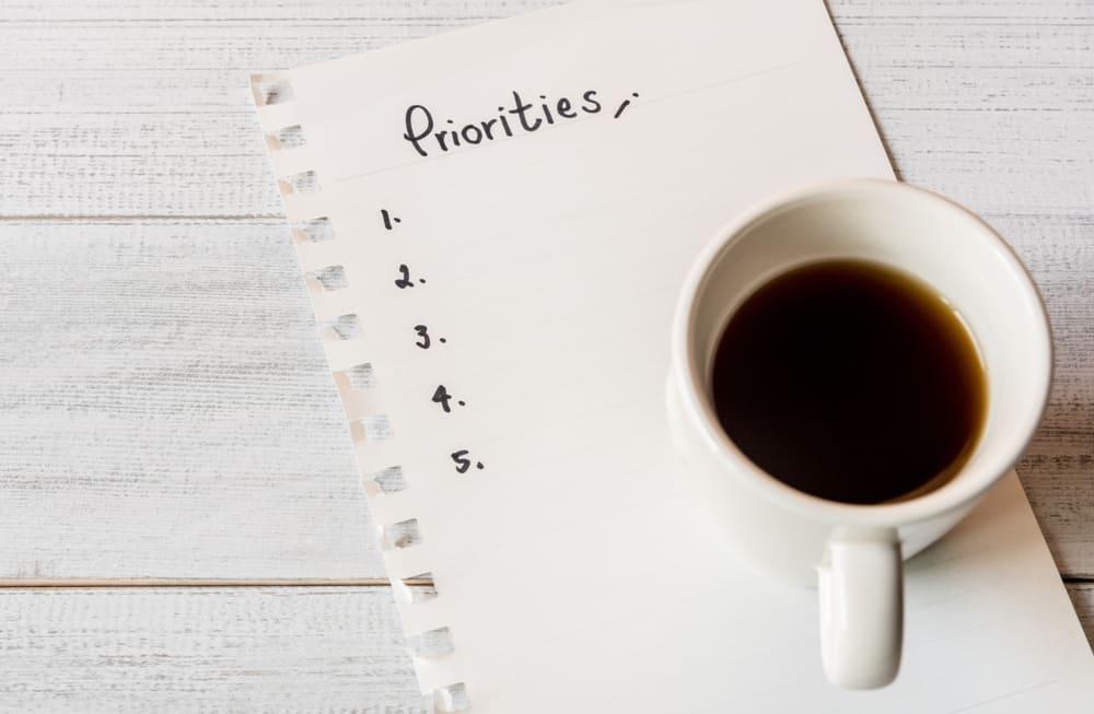 Mempelajari Skala Prioritas dalam Pengelolaan Keuangan