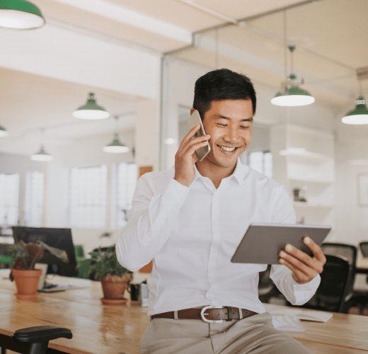 Tingkatkan efisiensi bisnis dengan Enterprise+