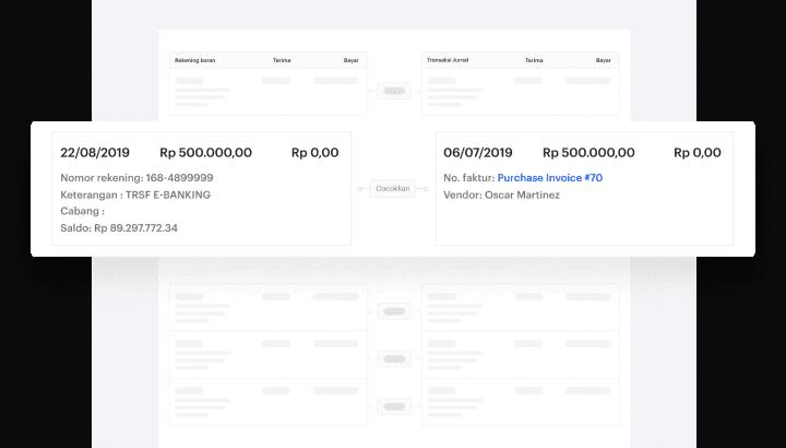Automatic Transaction Matching