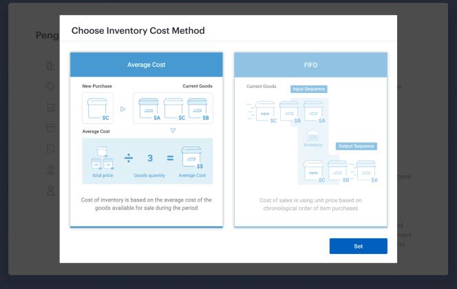 Proses inventory yang efisien