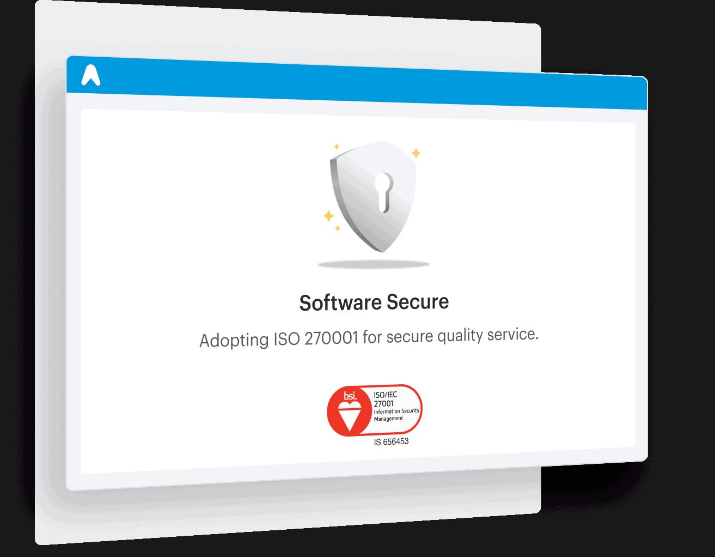 Kualitas keamanan berstandar ISO 27001